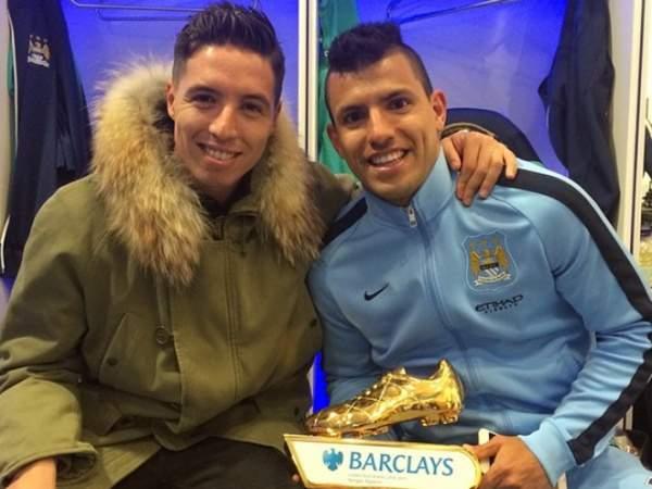 """Агуэро: """"Этот """"Манчестер Сити"""" может выиграть всё, хотим войти в историю"""""""