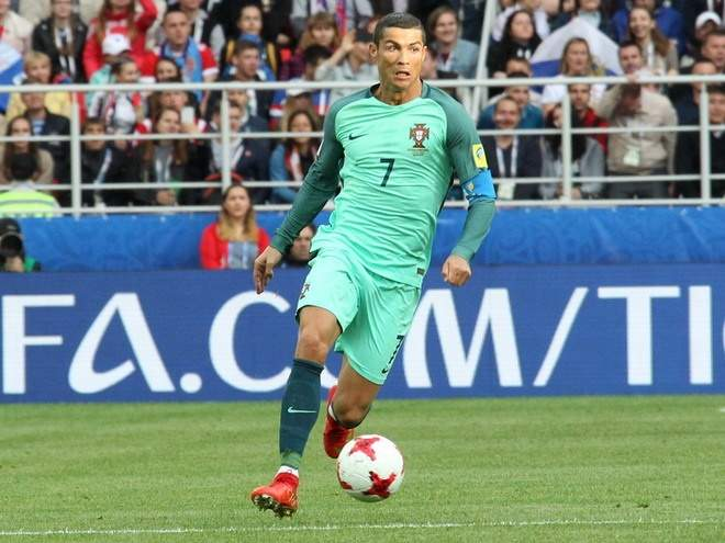 Роналду отреагировал на невыход сборной Португалии в финал Лиги наций