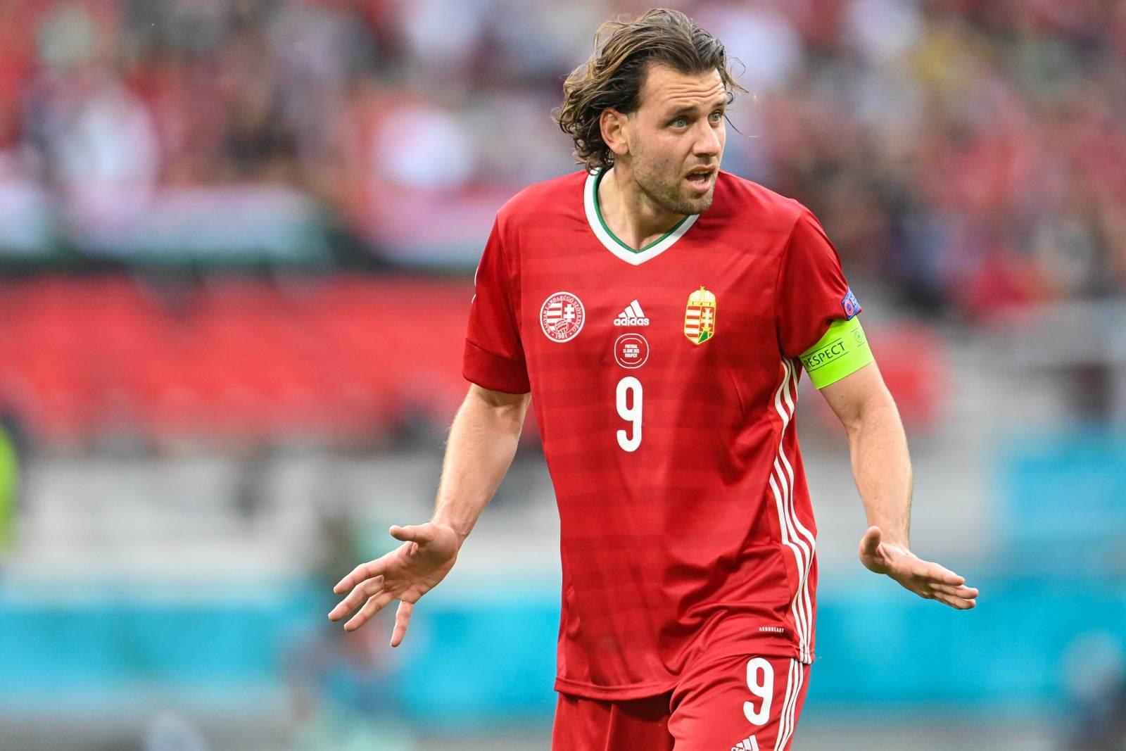 Игроку сборной Венгрии стало плохо во время матча с Францией