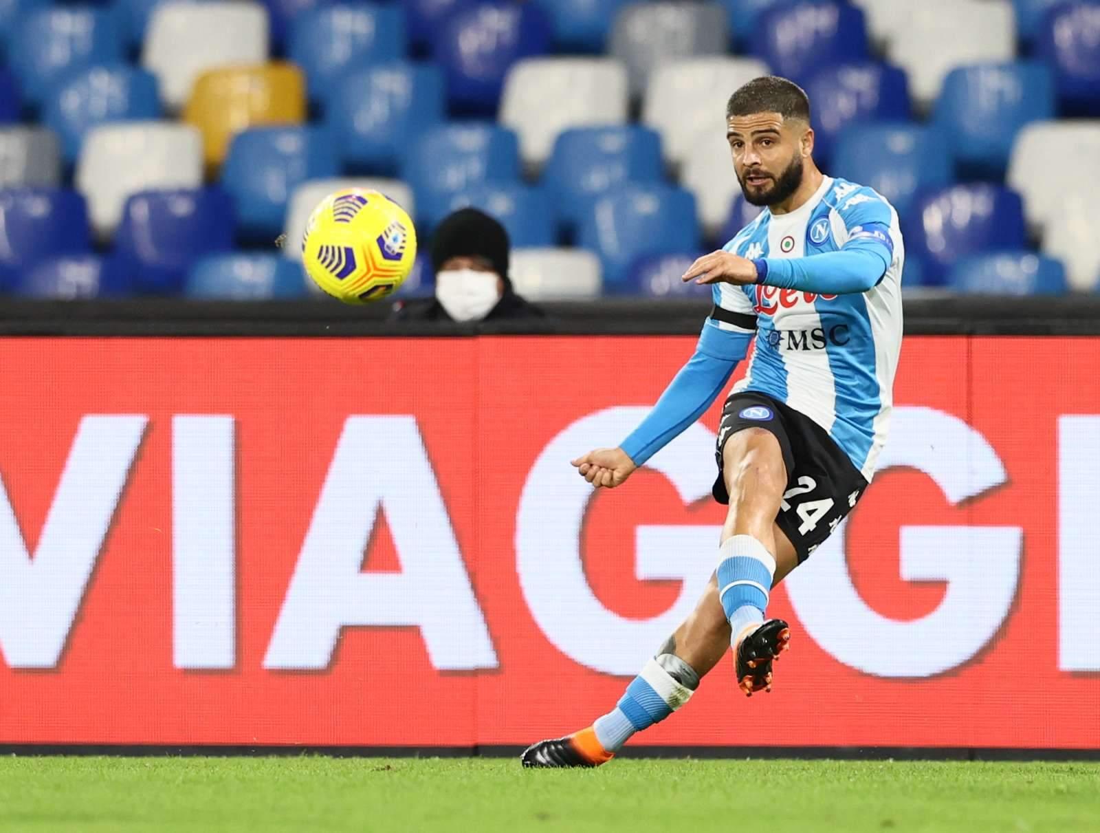 «Наполи» забил шесть мячей в ворота «Фиорентины»