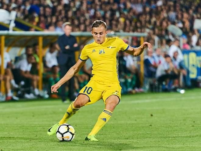 Зуев получил травму в начале матча с «Ракувом»