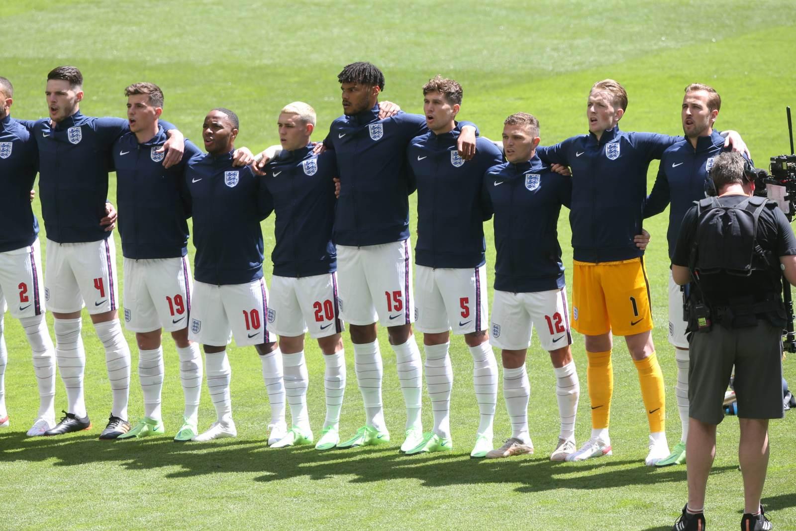 Чехия - Англия - 0:1 (закончен)