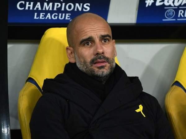 """Гвардиола: """"Манчестер Сити"""" нужно забивать больше голов"""""""