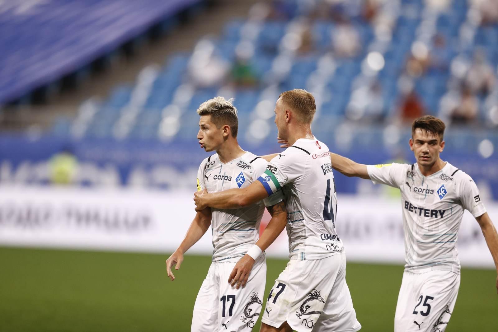 В Кубке России зафиксирован самый крупный счёт в истории
