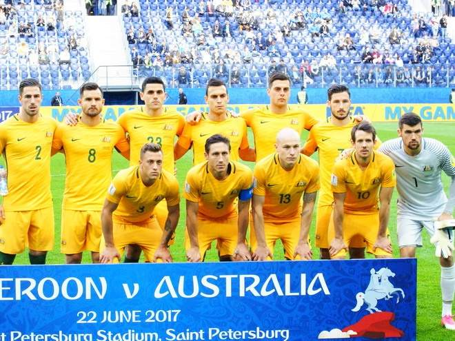Австралия - Чехия - 4:0 (закончен)