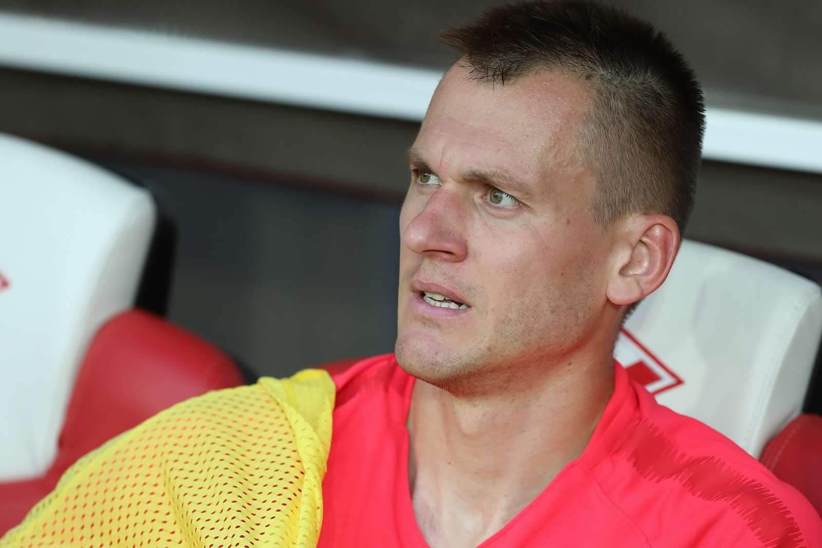 Ребров: «Ещенко перед матчами сексом не занимается, он давно об этом сказал жене»
