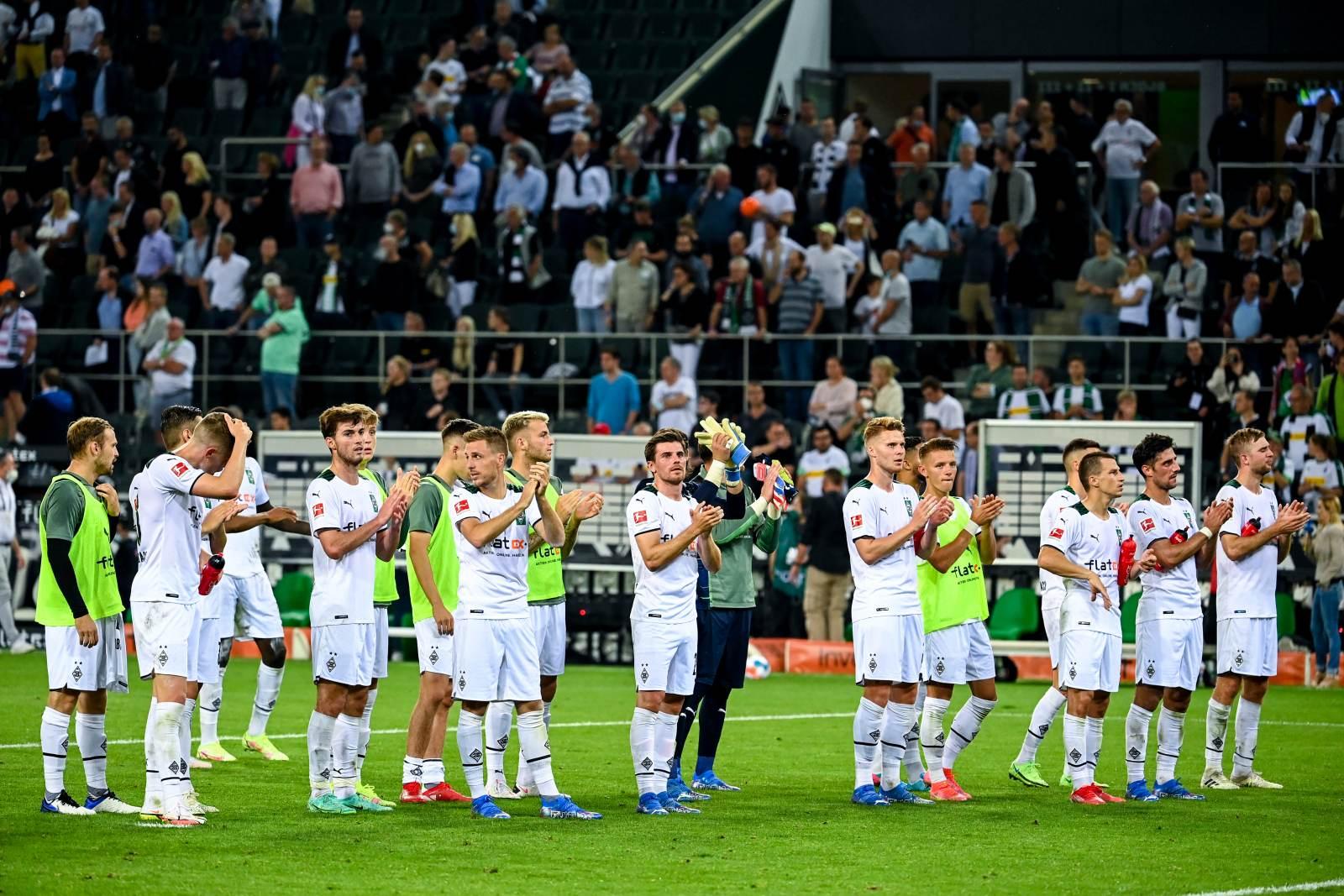 «Боруссия» Мёнхенгладбах – «Боруссия» Дортмунд - 1:0 (завершён)