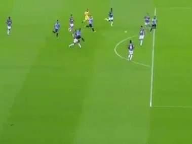 Красивый гол из чемпионата Бразилии