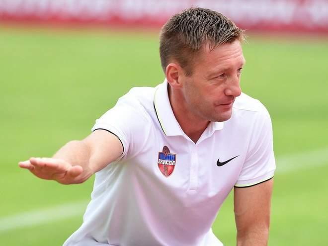 Тихонов: «Надеюсь, «Спартак» не проиграет «Зениту»