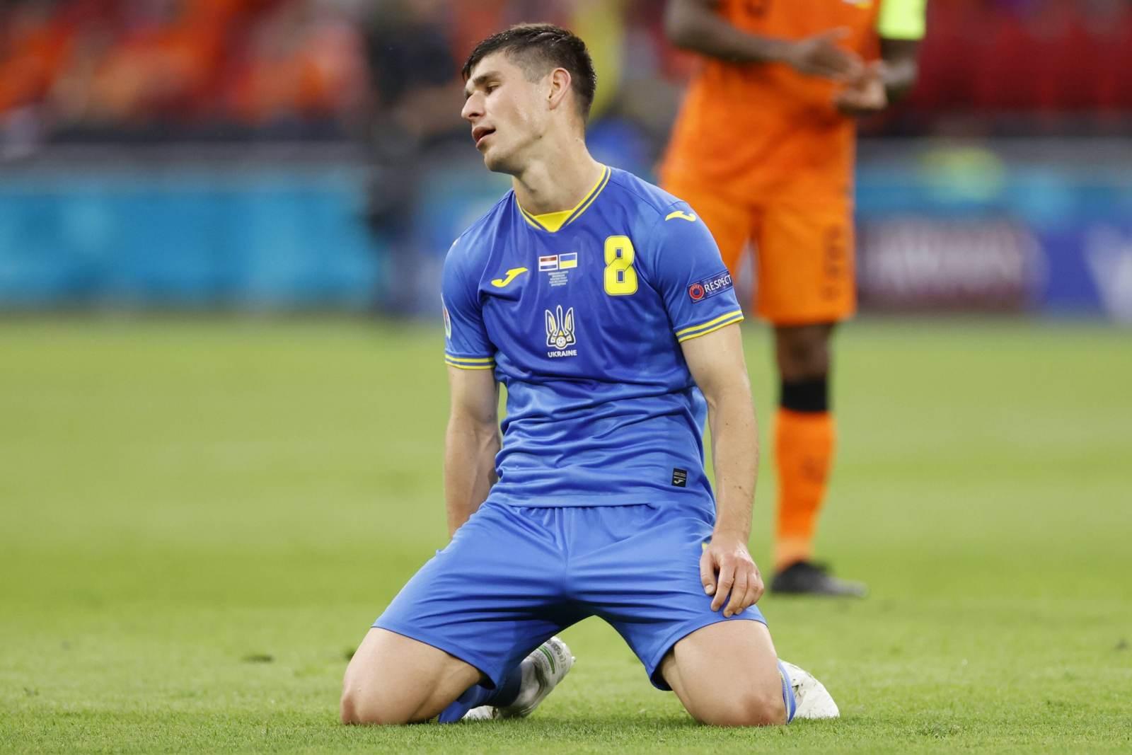 «Интер» заинтересовался полузащитником сборной Украины