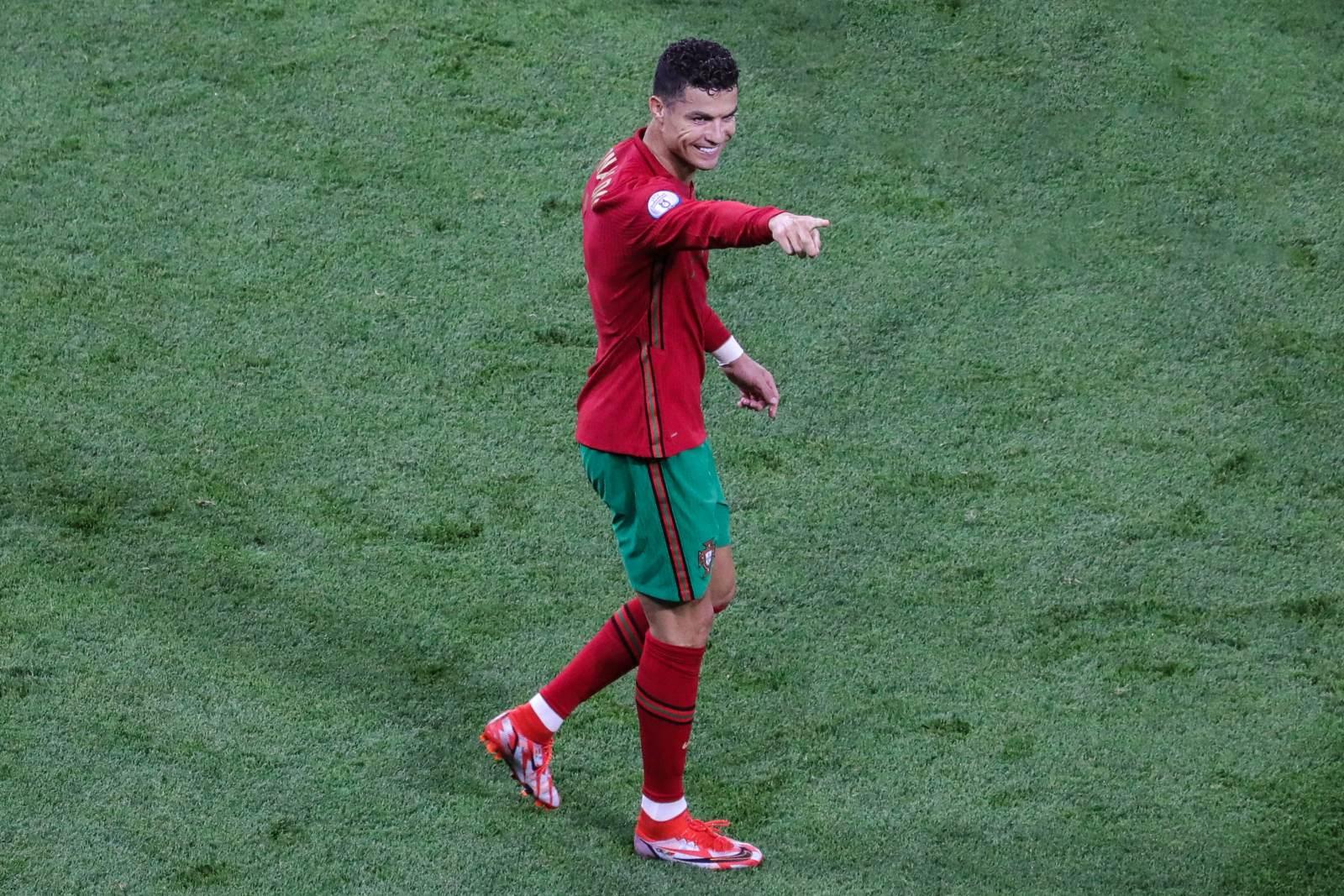 Гол Роналду помог сборной Португалии разгромить Катар