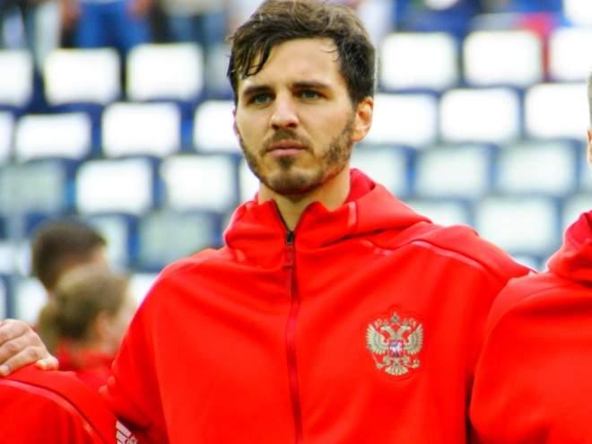 Ерохин, забивший «Лацио», заменён из-за повреждения