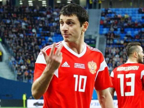 Дзагоев прокомментировал слухи об интересе «Челси»