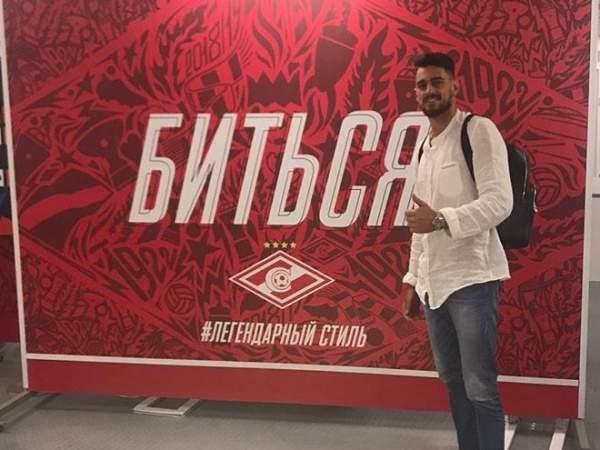 «Спартак» расторгнет контракт с Романьоли