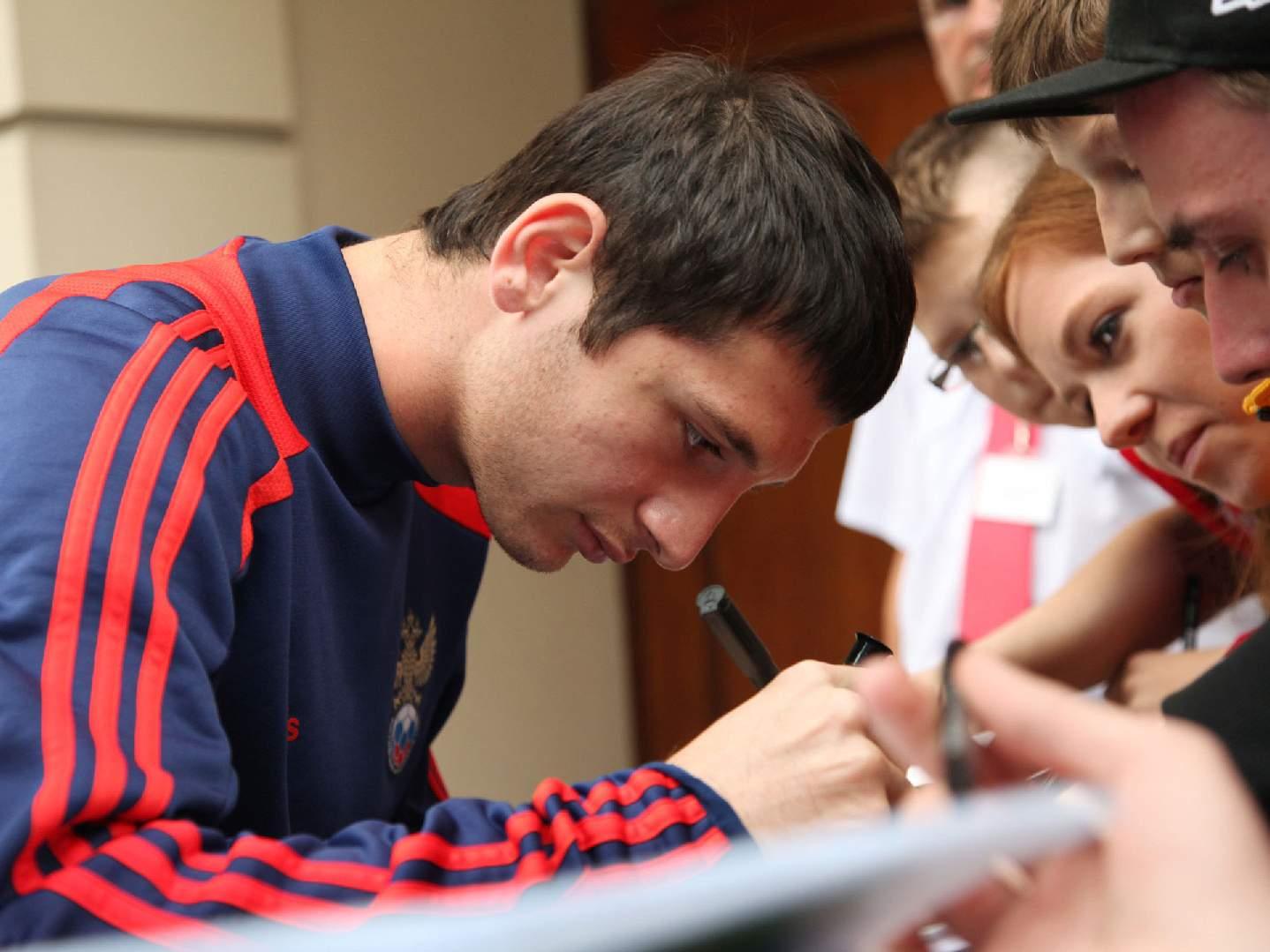 Дзагоев избежал травмы в игре с «Химками»