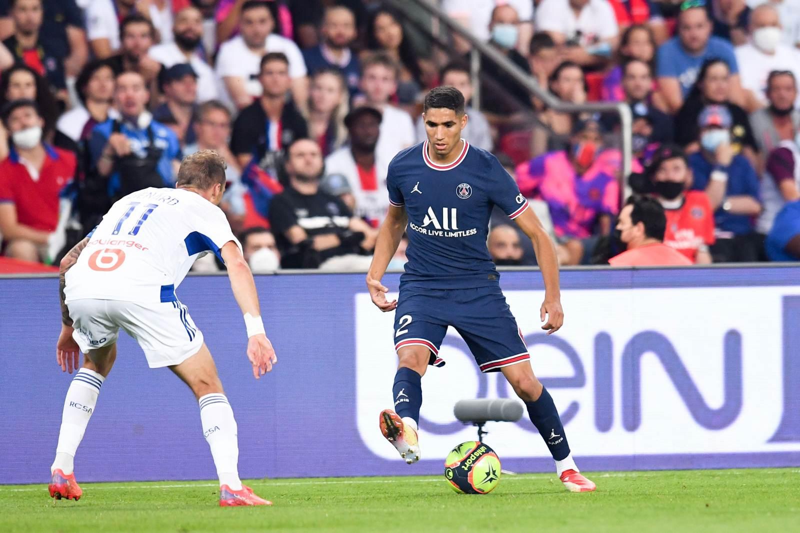 «ПСЖ» забил победный гол на 90-й минуте, «Лион», «Лорьян» и «Страсбург» набрали по 3 очка