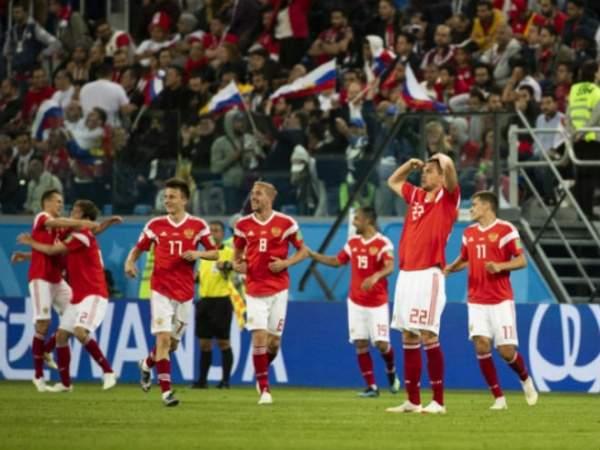 Лебедев - о поражении сборной России: «Не вижу ничего, за что можно было бы казнить»