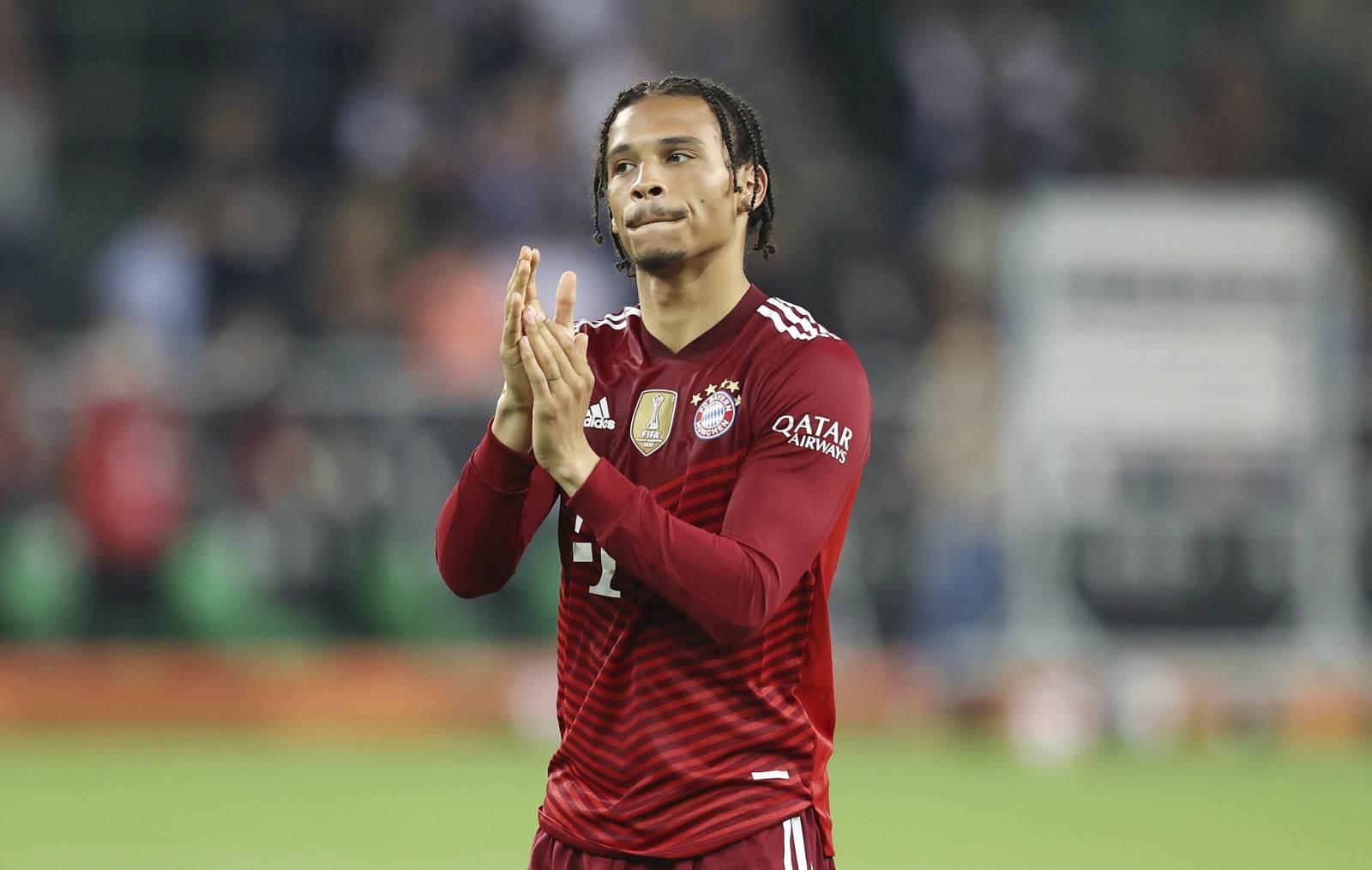 Сане намерен продолжать играть за «Баварию»
