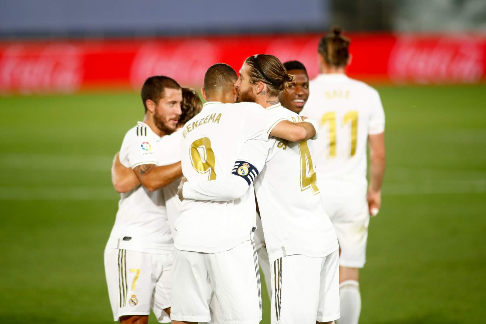 «Кадис» - «Реал» - 0:3 (закончен)