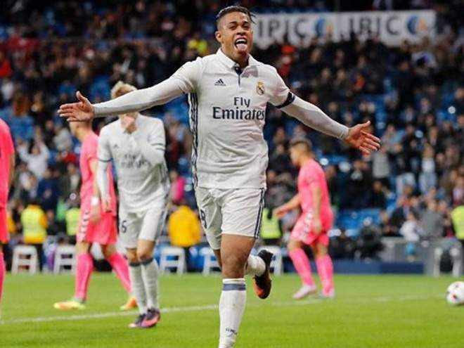"""""""Реал"""" не включил Хамеса и Мариано на игру с """"РБ Зальцбург"""""""
