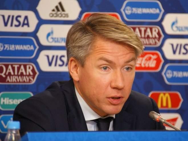 Сорокин: «Наших футболистов много раз проверяли, все чистые»