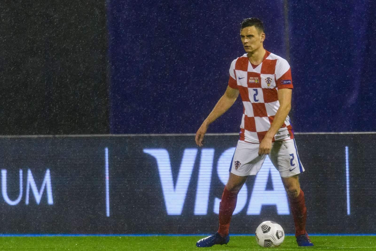 Игрок «Рубина» Уремович получил травму в матче за сборную Хорватии