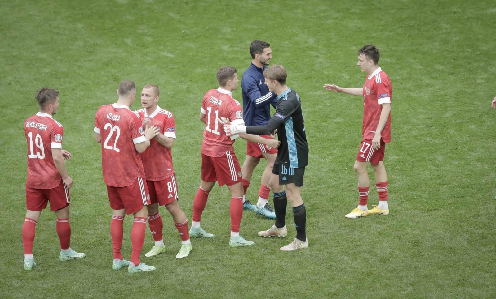 Лепёхин: Результаты сборной России сейчас превосходят уровень наших футболистов