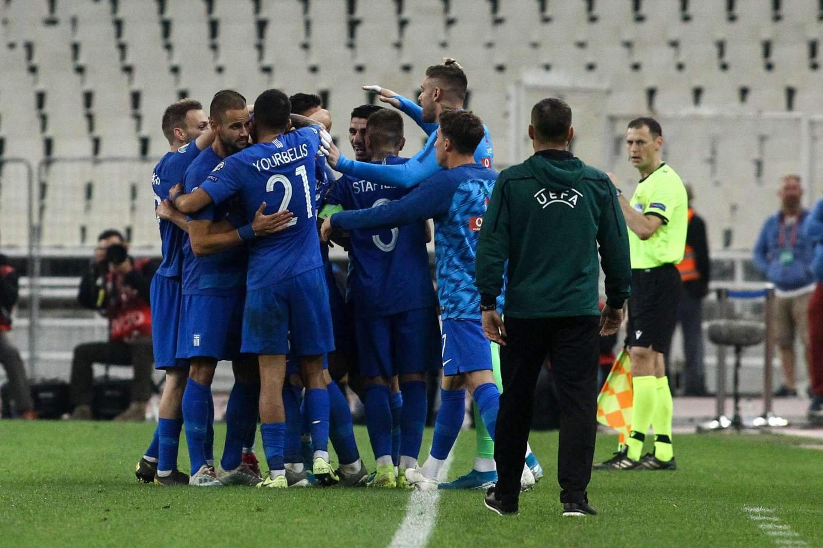 Косово – Греция: прогноз на матч отборочного цикла чемпионата мира-2022 - 5 сентября 2021
