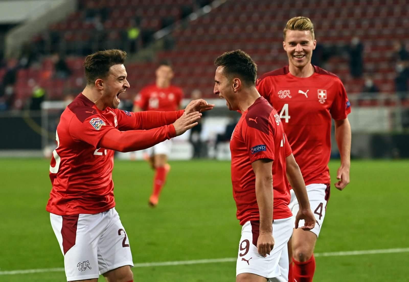 Северная Ирландия – Швейцария: прогноз на матч отборочного цикла чемпионата мира-2022 - 8 сентября 2021