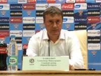 Хацкевич вызвал девятерых представителей России в сборную Беларуси