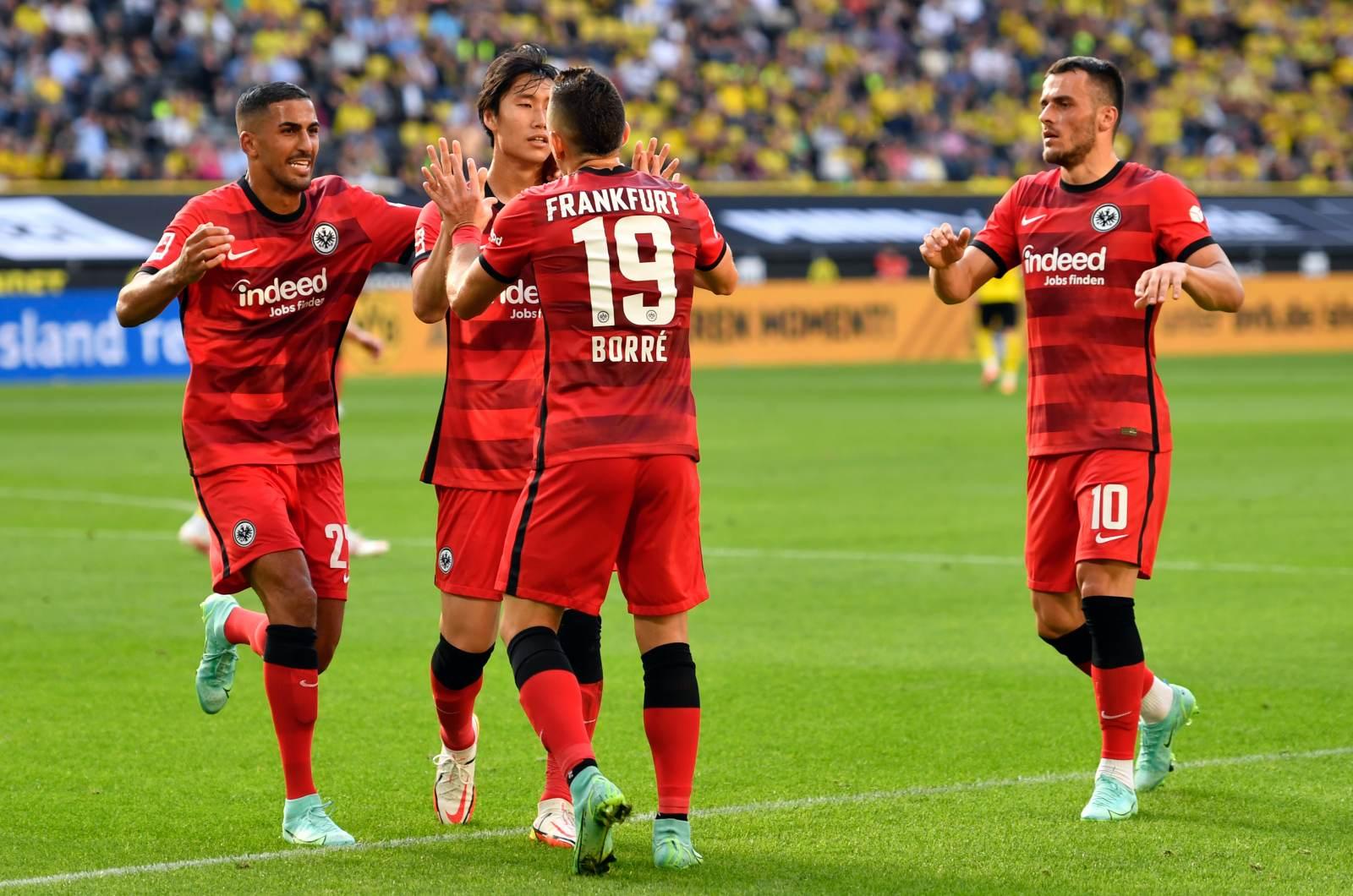 «Айнтрахт» - «Аугсбург»: прогноз и ставка на матч немецкой Бундеслиги - 21 августа 2021