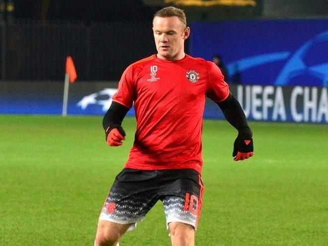 «Манчестер Юнайтед» назвал Руни легендой