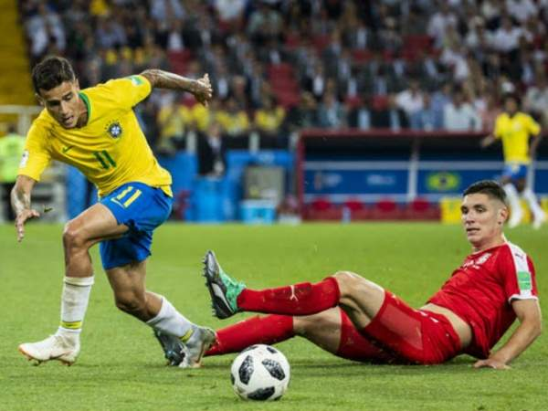 Эдерсон считает, что с Коутиньо у «Баварии» стало больше шансов на победу в Лиге чемпионов