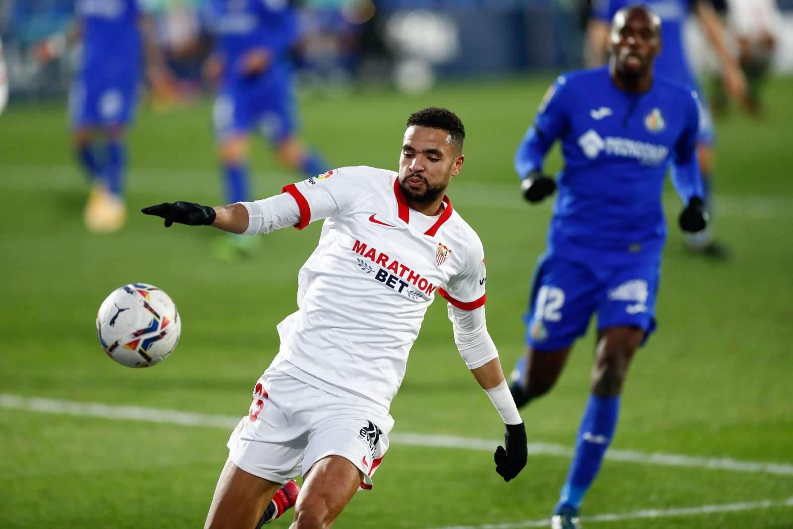 Хет-трик Эн-Несири позволил «Севилье» обыграть «Реал Сосьедад»