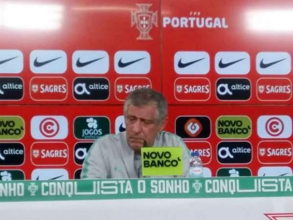 Главный тренер сборной Португалии: «Сомневаюсь, что Роналду в хорошей форме»