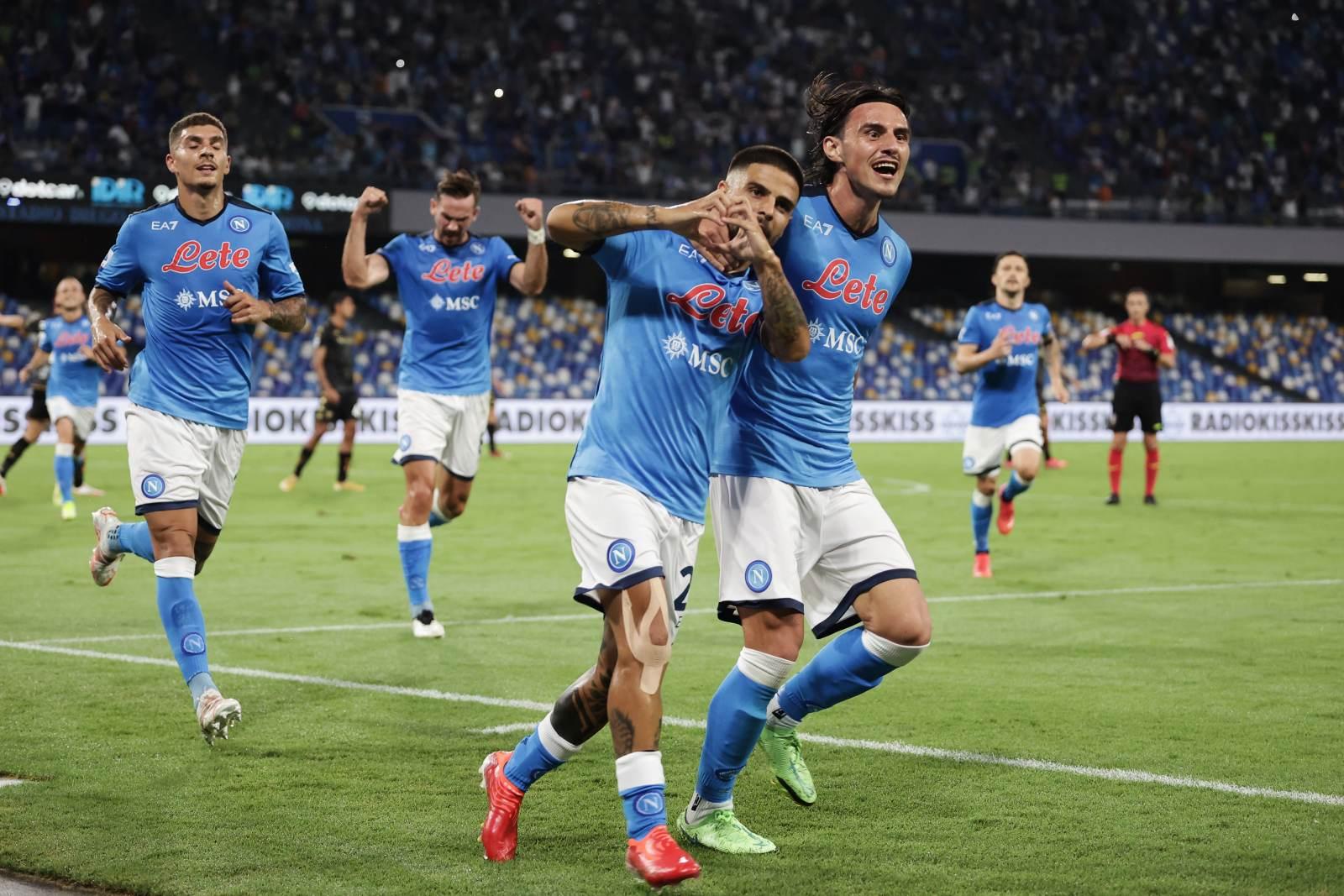 «Наполи» - «Кальяри»: прогноз на матч чемпионата Италии - 26 сентября 2021