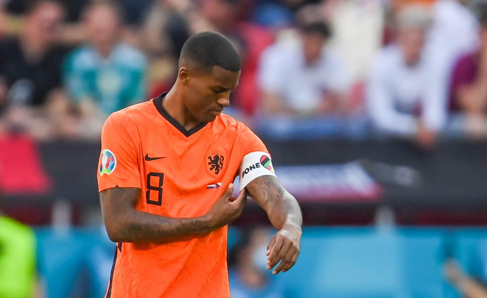 Вейналдум извинился перед фанатами сборной Голландии
