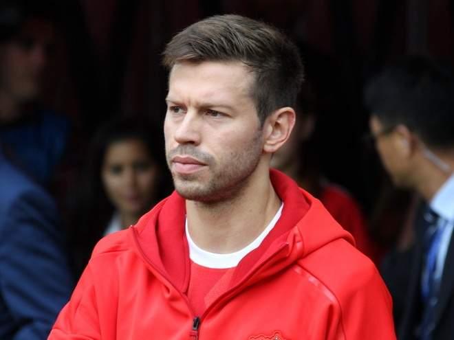 Смолов открыл счёт в матче с ЦСКА - видео