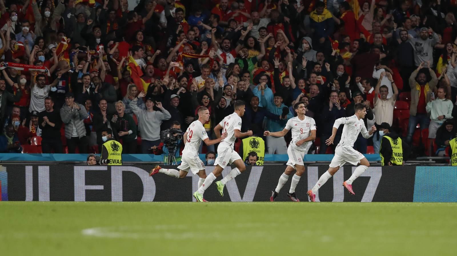 Испания не смогла распечатать ворота Египта на Олимпийских играх