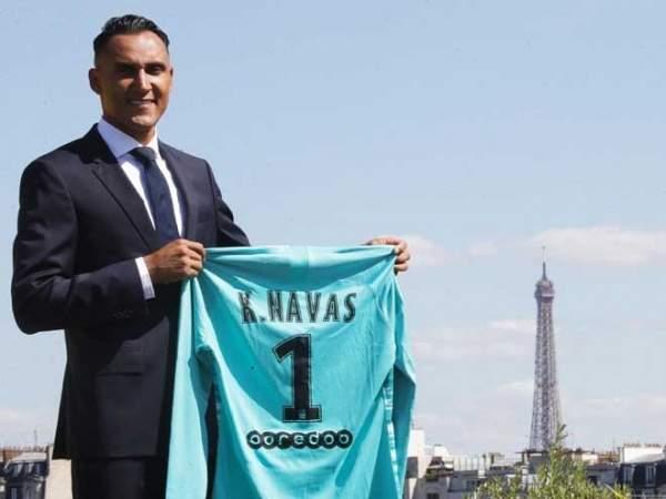 Президент «ПСЖ»: «Навас будет ключевым игроком нашей команды в ближайшие сезоны»