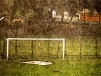 """Матч """"Эшторил"""" - ПСВ остановлен из-за погодных условий"""