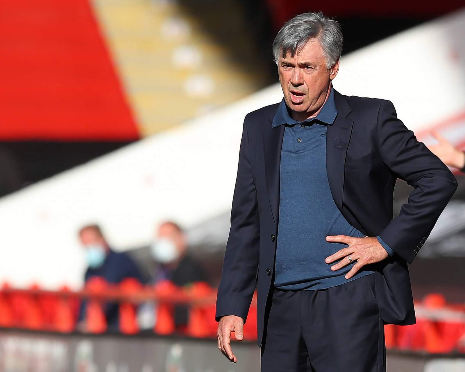 Анчелотти – о первом поражении в сезоне: «Отличная игра для нас»