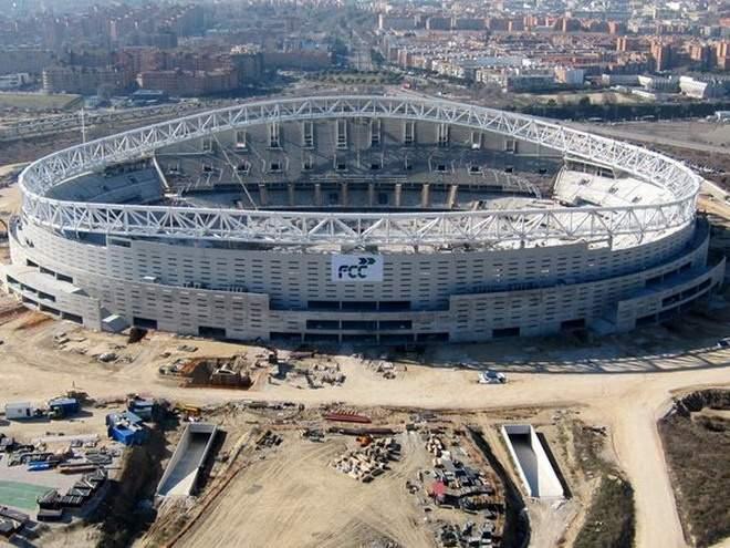 Финал Лиги чемпионов в 2019 году примет Мадрид