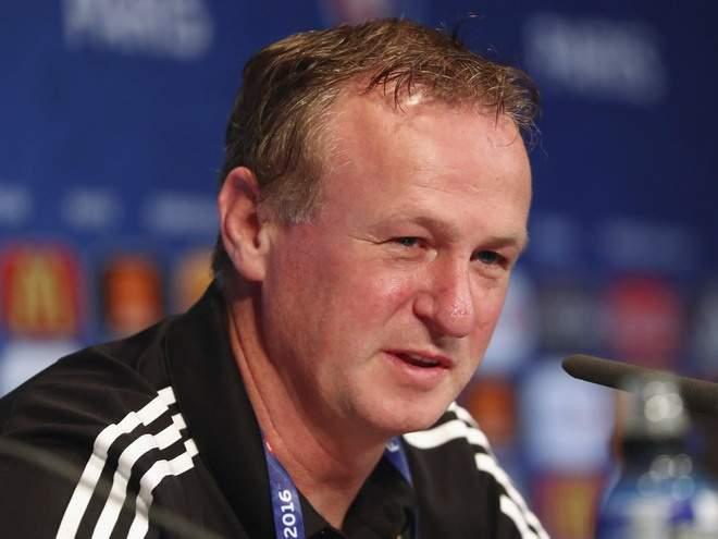 О'Нил больше не тренер сборной Северной Ирландии