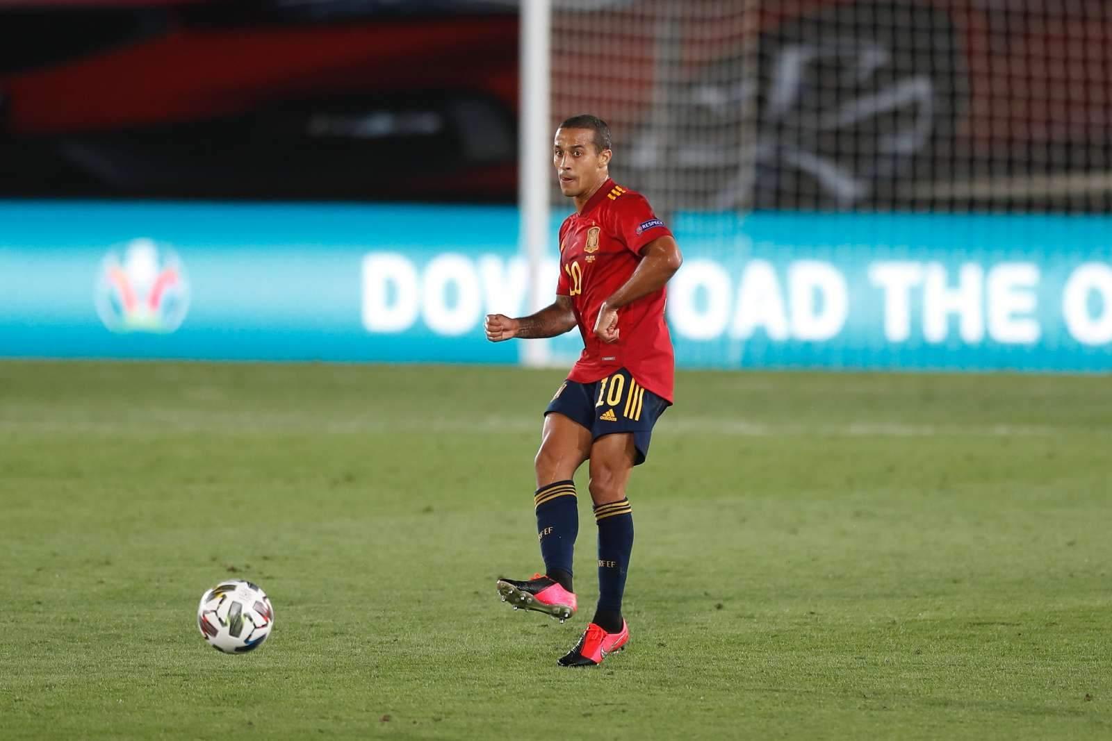 Тьяго посвятил дебютный гол за «Ливерпуль» запасным игрокам