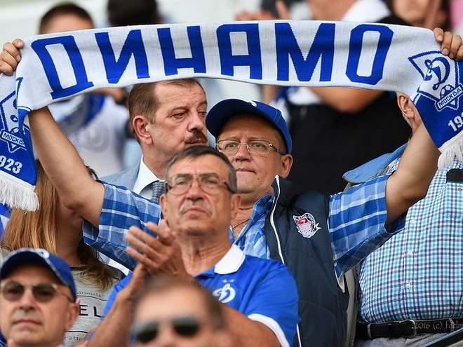 Московское «Динамо» в родных стенах обыграло «Краснодар»