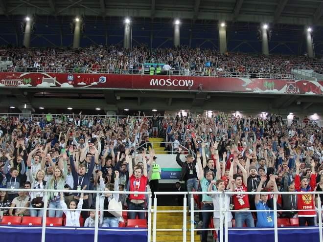 Какой футбольный клуб стал самым посещаемым после первого круга чемпионата России