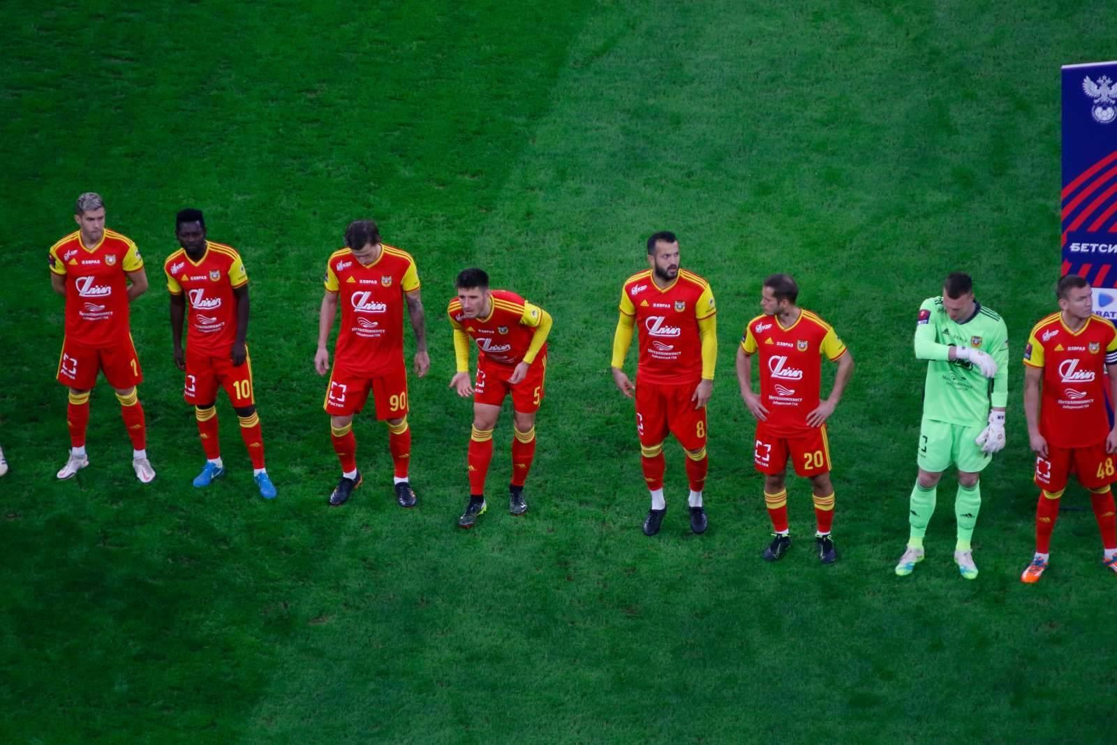 Чаушич: «Неважно, это «Краснодар», «Тамбов» или любая другая команда, нам нужны очки»
