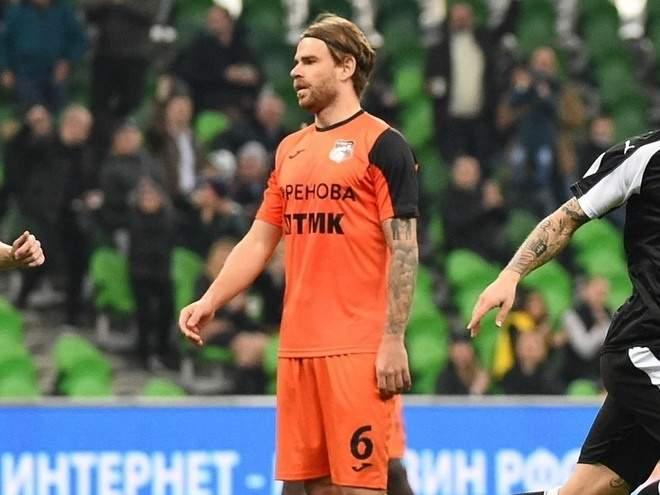 Бикфалви признан лучшим игроком «Урала» в сентябре