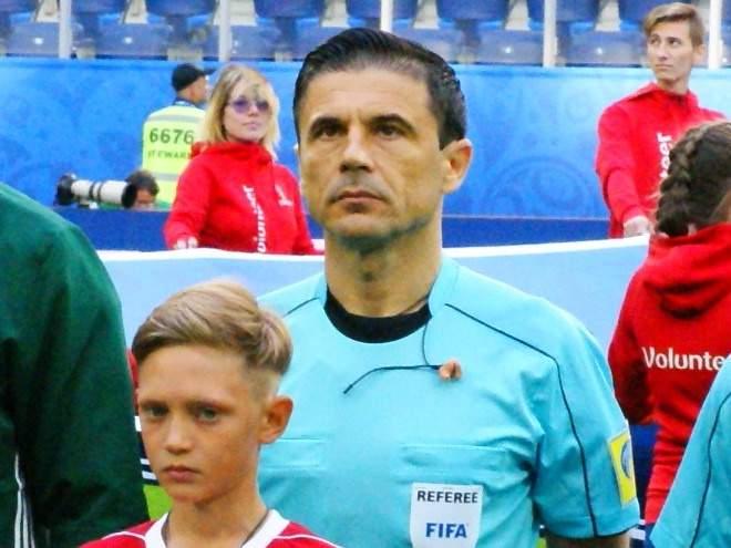 Мажич обслужит финал Кубка конфедераций